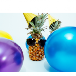 make like the pineapple and party